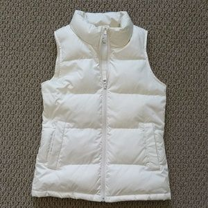 Kid's puffer vest